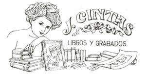 JCIntas Compra Venta libro antiguo